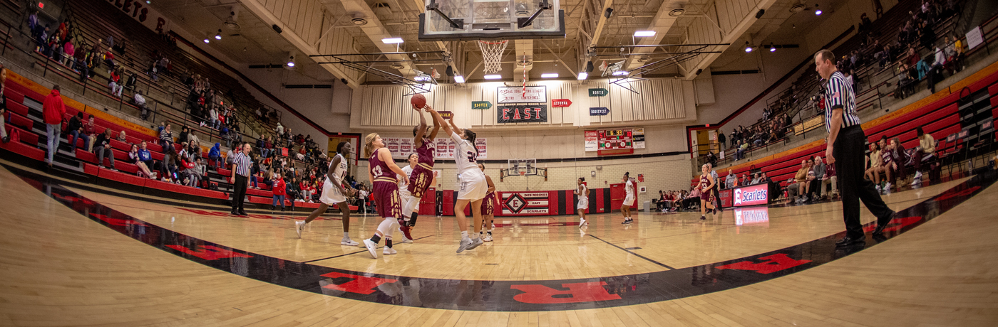 East High School Basketball