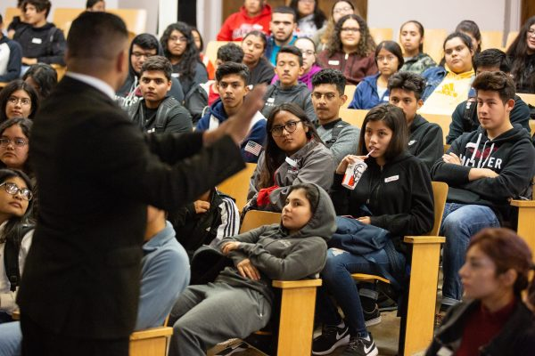 East High to Offer Course for Latino Leaders