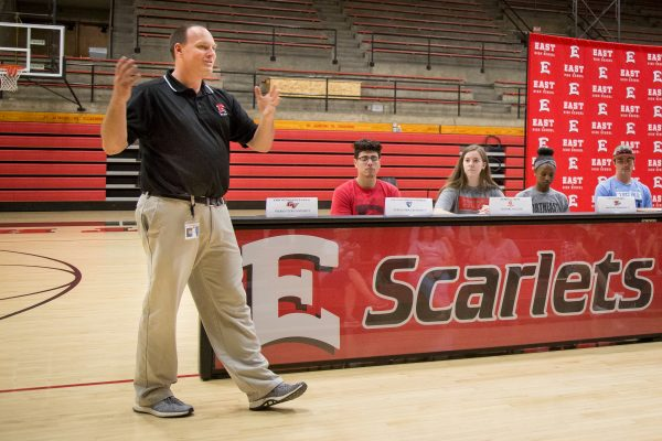East's Lyle Fedders Earns Top AD Certification