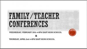 Parent Teacher Spring Conference