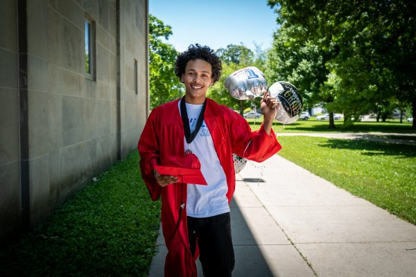 Enjoy Photos of our Class of 2020 Personal Commencements